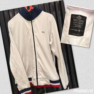 Jacket White 3Second