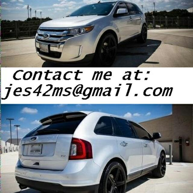 2011 Ford Edge- Total price-$2.500
