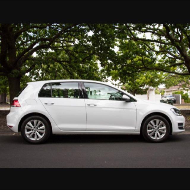 2015  VW Golf Comfortline Auto Hatchback