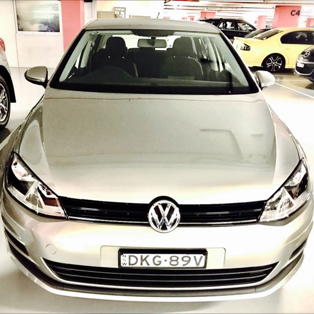 2016 Nov Volkswagen Golf 92TSI 7 Auto MY17