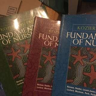 Fundamentals of Nursing (3 series)