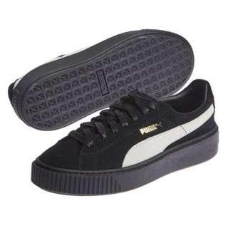 Puma板鞋(BTS在V Line劇中全員穿)