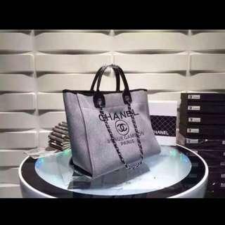 Chanel帆布包