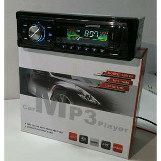 Car Stereo MP3 Player 12V (BNIB)