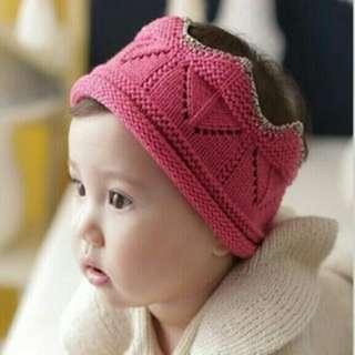 Kupluk Crown baby