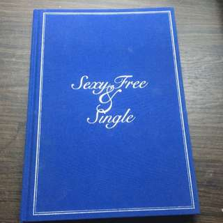 "Super junior Album ""Sexy Free & Single"""