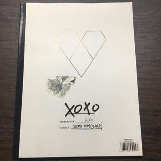 Exo - XOXO Album Korean Version