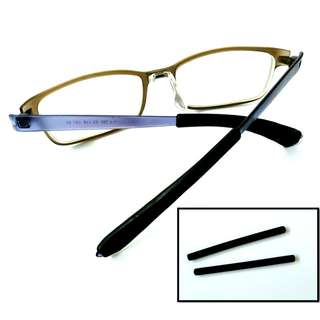 Friction Sleeve, Spectacle Temple Tips, Anti-slip Spectacle Temple Tip, Spectacle Ear Hook