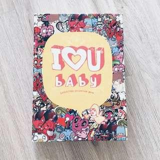Art book [I Love You Baby]
