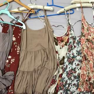 BRANDY MELVILLE DRESSES FOR SALE🌹🌹🌹