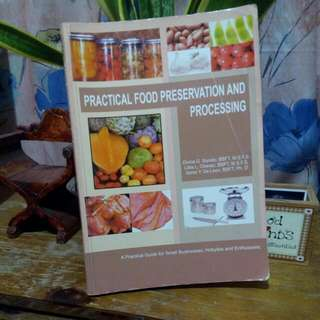 Practical Food Preservation and Processing