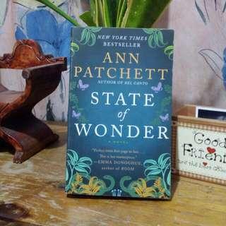 State of Wonder by Anne Patchett