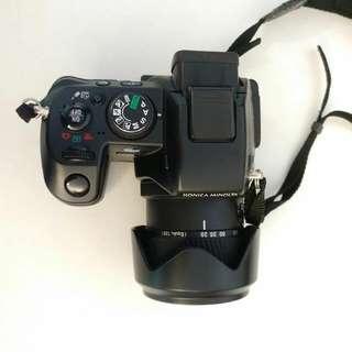 Used Konica Minolta A200 Camera For Sale