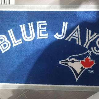Blue Jays Bath Mat