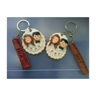 Keychain Couples