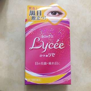 Lycee 樂敦 小花眼藥水