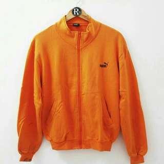 Puma Orange Jacket