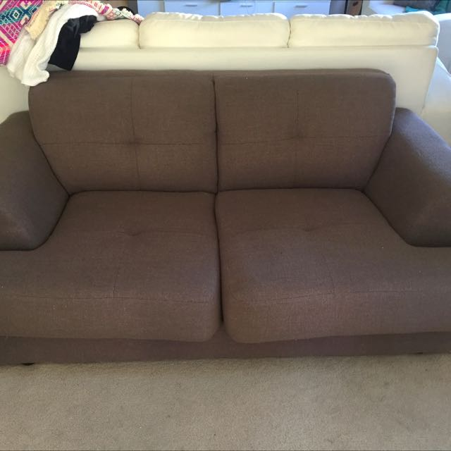 2 Seater Couch Rrp $549