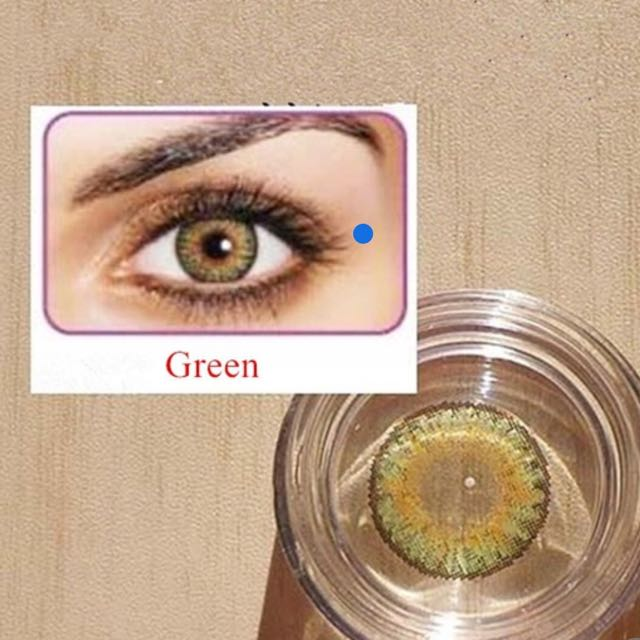 3 Fresh Look Contact Lenses