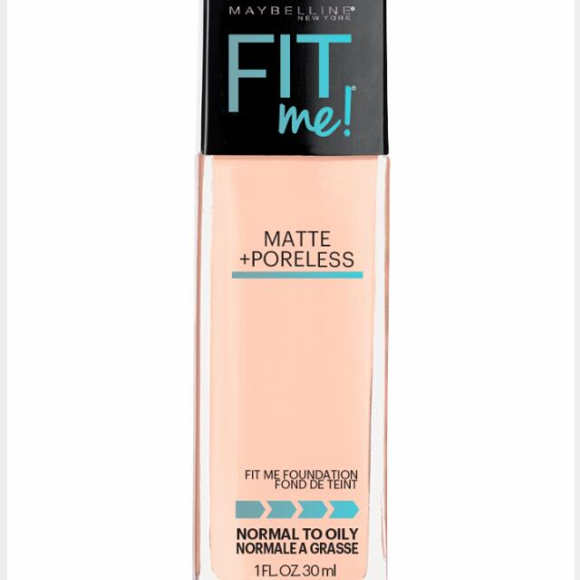 Maybelline Fit me#115