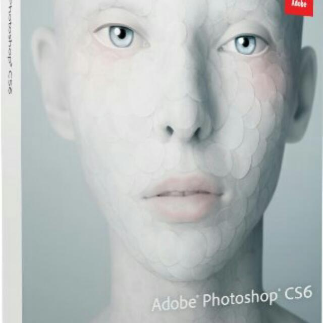 Adobe Photoshop CS6 (Windows)-Instant Digital Delivery