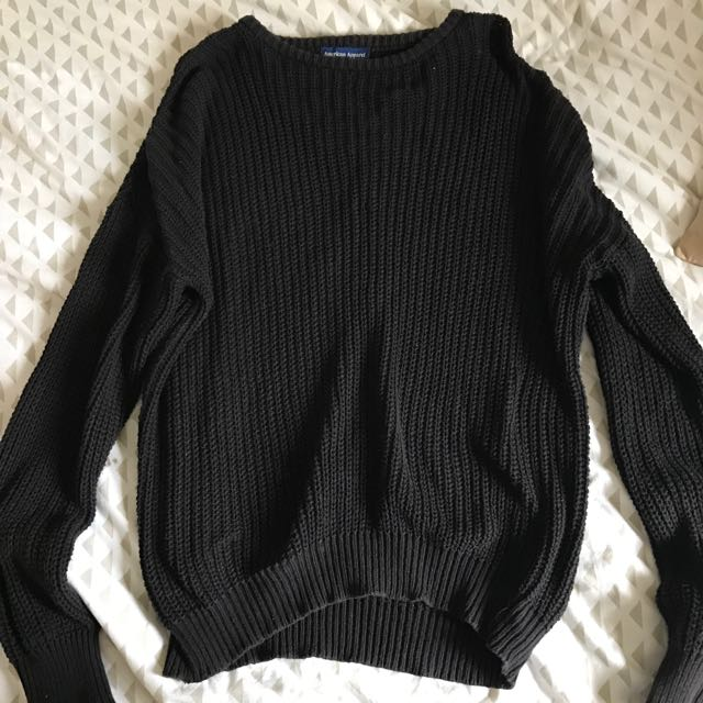American Apparel Sweater Xl