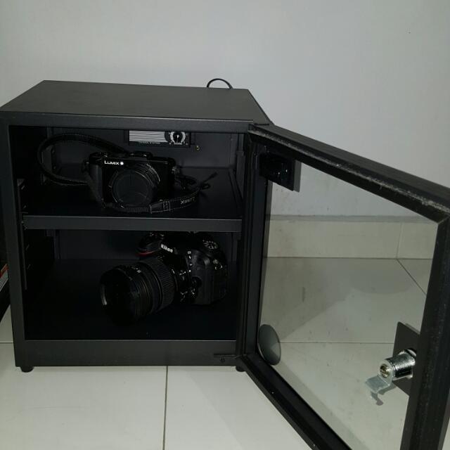Andbon Dry Cabinet 25L