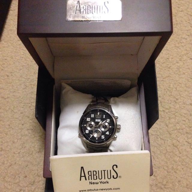 Authentic Arbustus Automatic Watch
