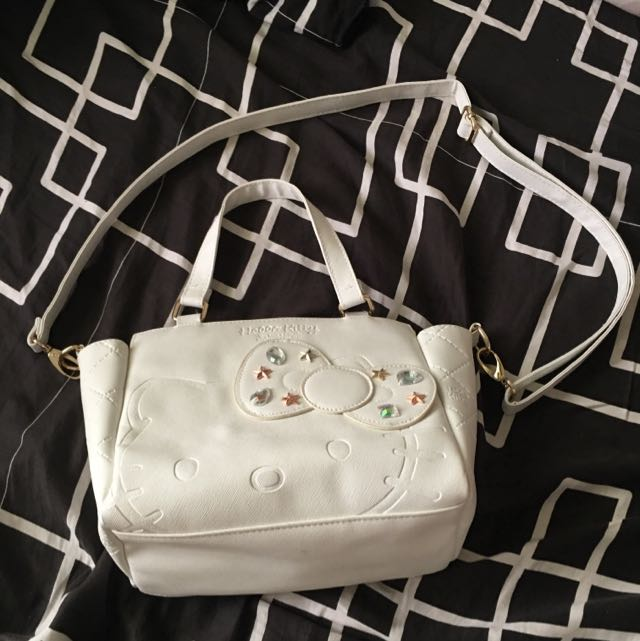 Authentic Hello Kitty Two Way Bag