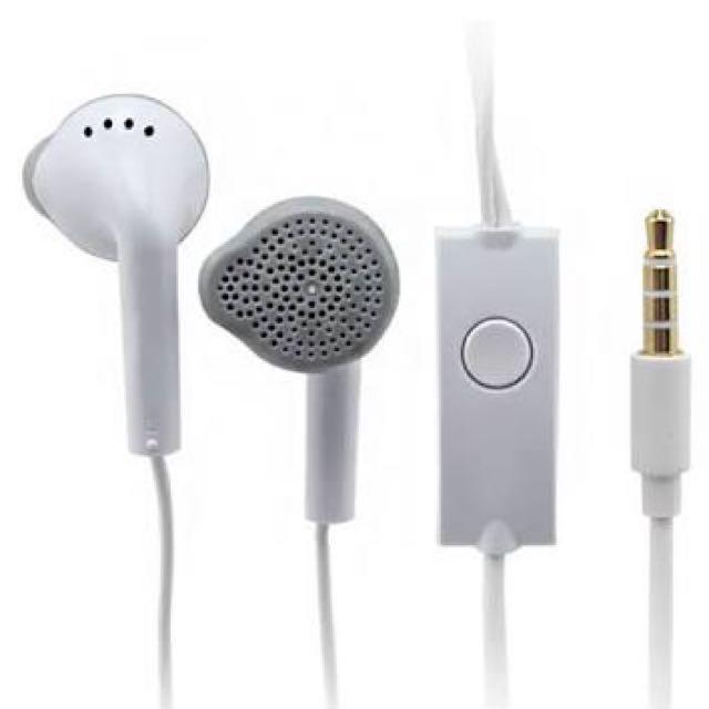Authentic Samsung Earphones