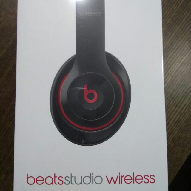 BN Beats Studio Wireless Headphones 992de9c633cf