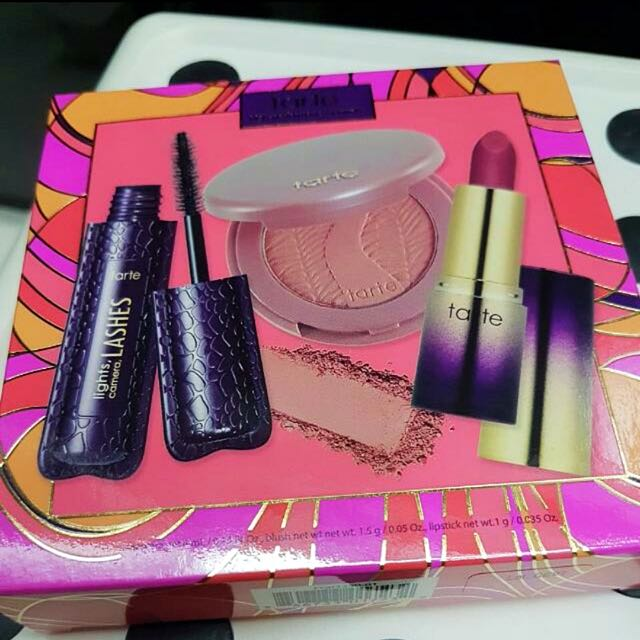 BN Tarte Deluxe Discovery Holiday Set
