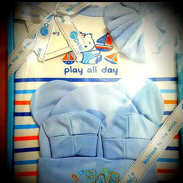 Brand New 5 Piece Baby Gift Set