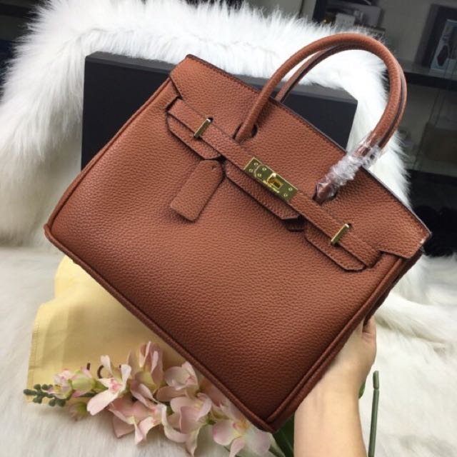Brown Hermes Inspired
