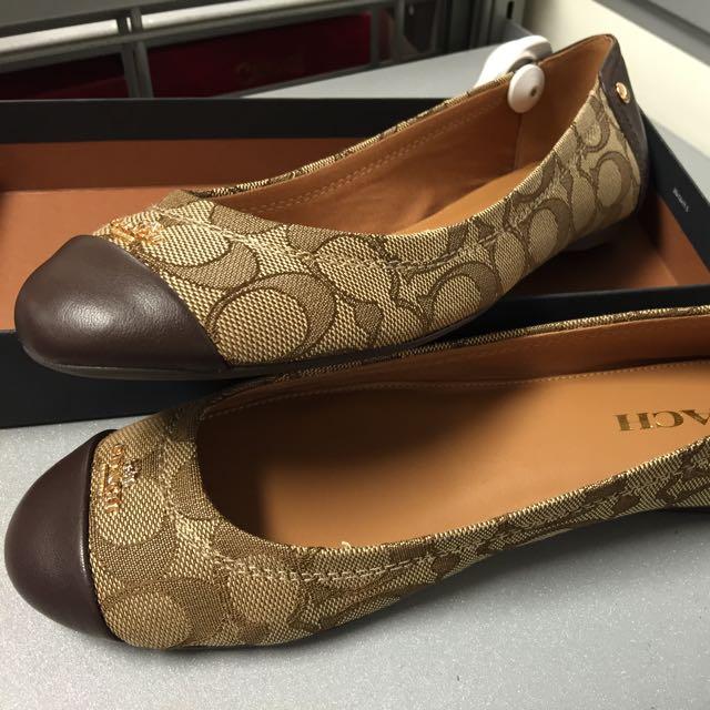 Coach Classic Shoes