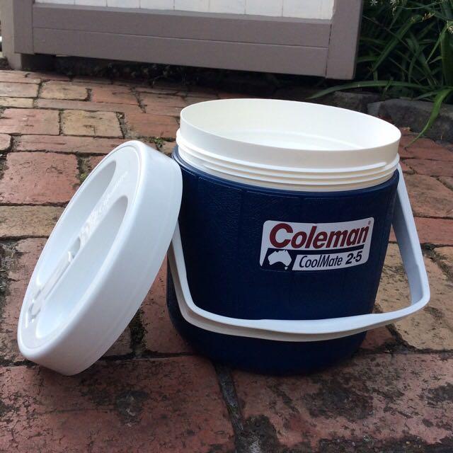 'COLEMAN' 2.5 Litre Drink Cooler