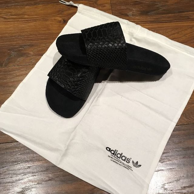 Custom Made Brand New Adidas Slides