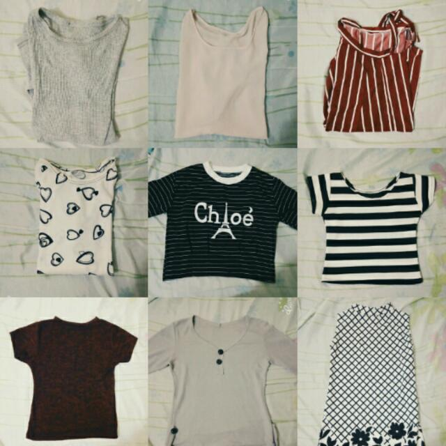 Cute Tops For Sale :)