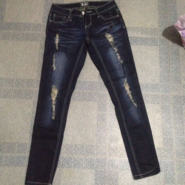 Repriced pants