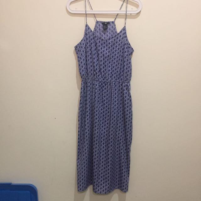 Dress H&M Size 38( M To L)