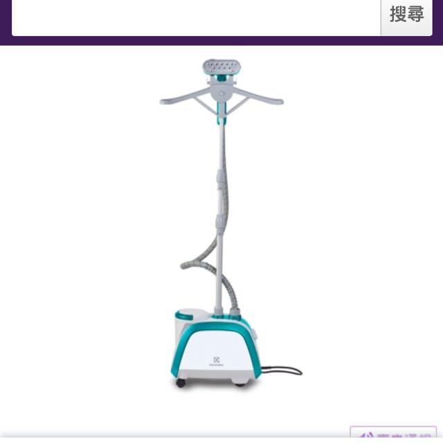 electrolux 掛燙機(egs2103) 熨斗