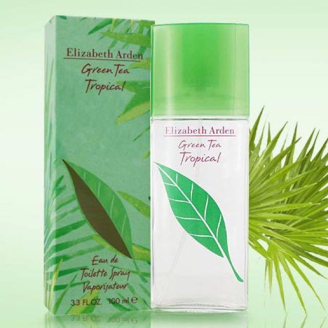 Elizabeth Arden 雅頓 Tropical 夏艷水果狂想曲 熱帶風情 分裝香 試管香水 小香水 5ml