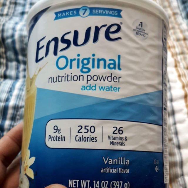 SALE!!!!-Ensure Milk 113g From US