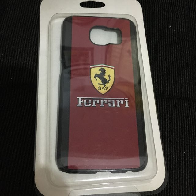 Ferrari Case For Samsung Galaxy S6