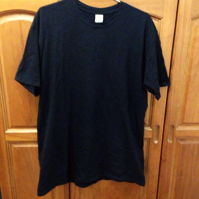 Gildan黑色T-shirt(3XL)