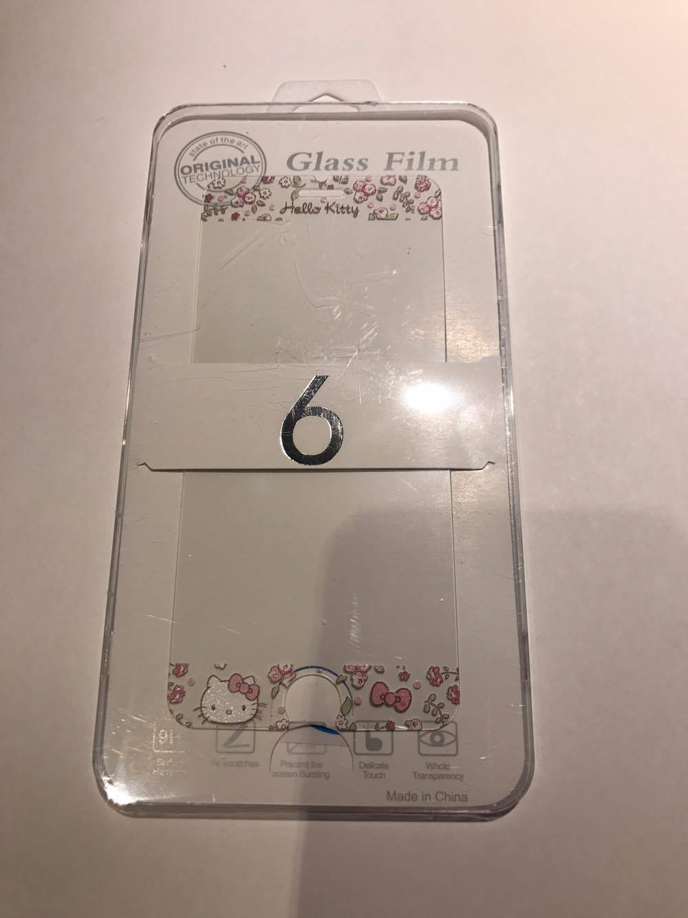 Glass Screen Protector for iPhone 6/6s