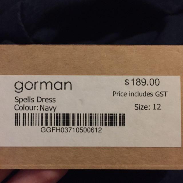Gorman Denim Dress