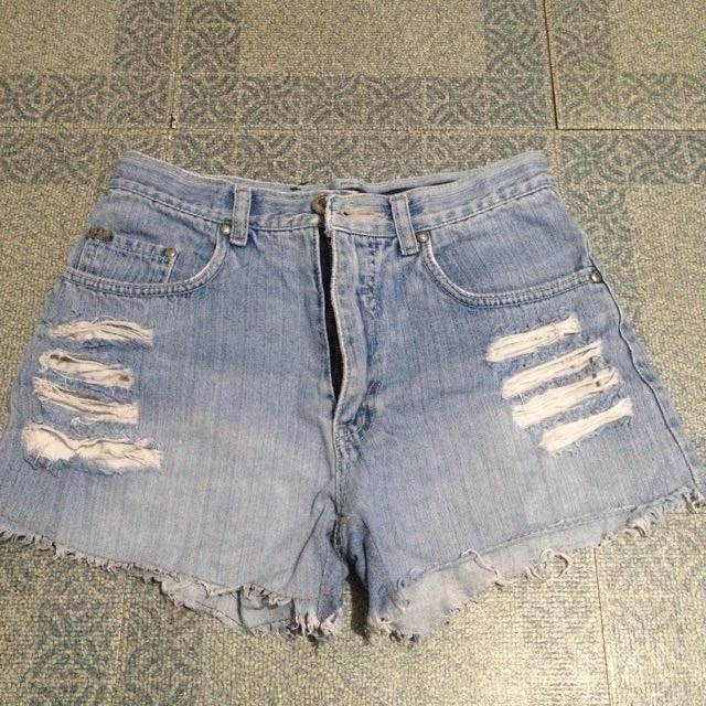 Repriced hw shorts