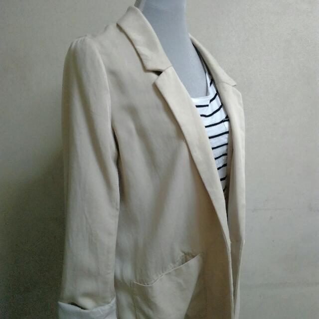 H&M Garden Collection Blazer