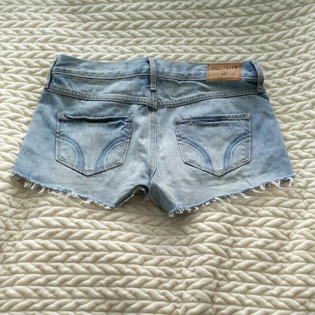 Hollister Festival Shorts (Size 3)